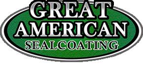 Great American Sealcoating of NJ Logo
