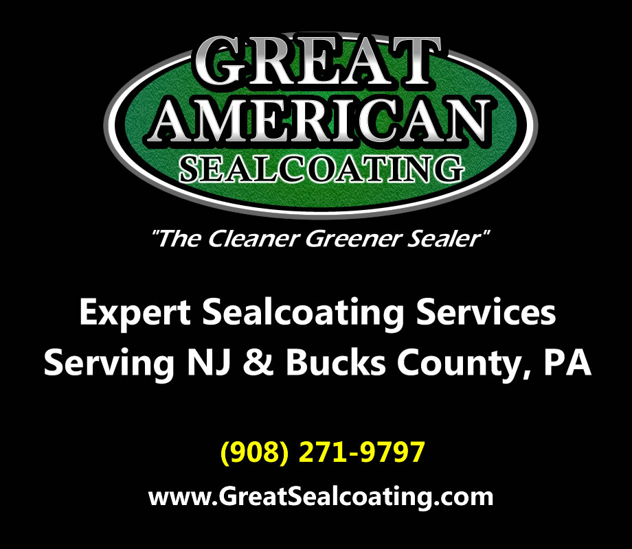 Great American Sealcoating | Expert Sealcoating Services