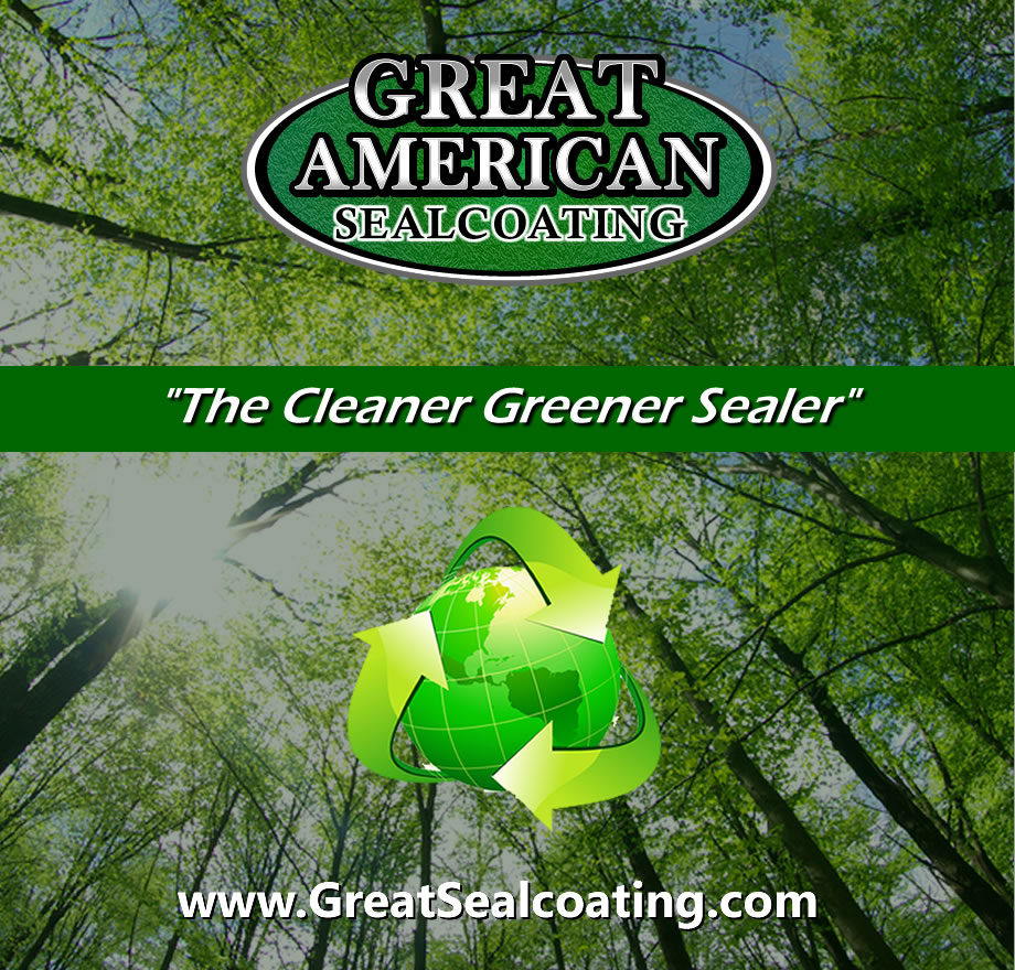 Great American Sealcoating | Asphalt Maintenance