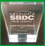 SBDC Award
